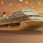 """Fincantieri consegna """"Costa Venezia"""" all'armatore. La nave è la prima progettata in esclusiva per ospiti cinesi"""