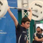 Sollevamento pesi, Tommaso Protani è d'argento ai Tricolori Esordienti