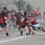 Venjulia - Bologna rugby 1928: partita bella e vibrante, peccato per il risultato