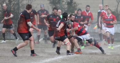 Venjulia – Bologna rugby 1928: partita bella e vibrante, peccato per il risultato