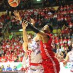 Basket: l'Alma Trieste resta concentrata e batte gli emiliani del Grissin Bon. Le foto