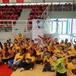 Minirugby, l'OverBugLine Codroipo organizza un impeccabile Torneo delle Scuole
