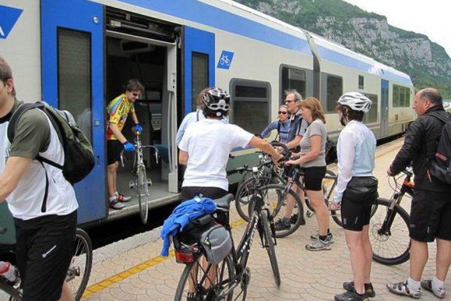 Al Via Dal 20 Aprile La Promozione Treno Più Bici Di Promoturismofvg