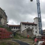 Castello di Colloredo di Monte Albano: primo lotto di lavori quasi ultimato