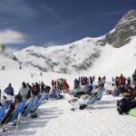 Stagione da record per lo sci sulle piste del Friuli Venezia Giulia