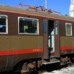 Taglio del nastro per i lavori a Campo Marzio a Trieste, unica stazione - museo ferroviario in Italia