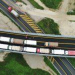 Nuovo ponte del nodo di Palmanova in A4, ci siamo: lavori nella notte poi l'apertura