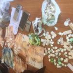 Maxi giro di cocaina intercettato alla periferia di Trieste. Due arresti e due denunce
