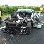 Automobilista muore in uno schianto contro un camion sull'autostrada A4