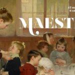 Inaugurata domenica 12 maggio Maestri, la 15ª mostra d'arte internazionale di Illegio
