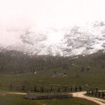 Anomalo mese di maggio: piogge intense, temporali e nevicate. Segnalati allagamenti