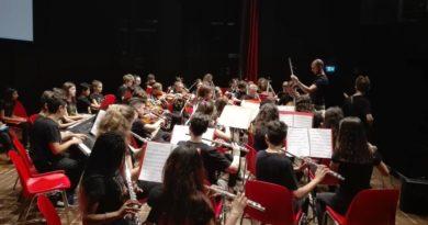 Concerto al Palmanova Outlet con i premiati del Concorso Città di Palmanova