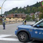 Rotta balcanica, Polizia di frontiera rintraccia 55 migranti e arresta due passeur kosovari