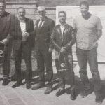 Importante riconoscimento per la polizia italiana da parte della polizia slovena