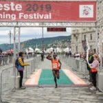 Pioggia e vento di bora non fermano i runner del Trieste Running Festival