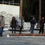 """Gli abeti del FVG abbattuti da Vaia nella scenografia de """"Le Troiane"""" di Euripide a Siracusa"""