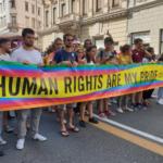 FVG Pride a Trieste e Muggia. Gran finale con la cantante Elisa madrina d'eccezione. Le foto