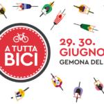 """A Gemona del Friuli """"A Tutta bici"""" festival delle due ruote. Treni locali in offerta per i cicloamatori"""