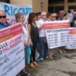 Palmanova: manifestazione di cittadini a favore del mantenimento del punto nascita