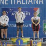 Le ragazze della Pesistica Pordenone prime in Italia anche ai Tricolori Assoluti