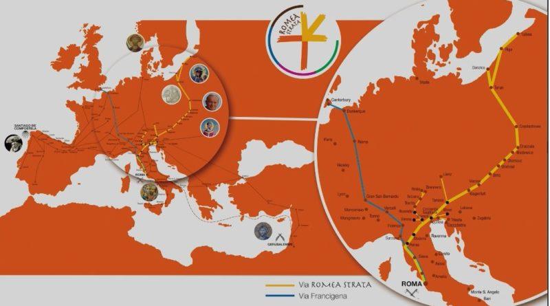 Romea Strata dal Nord Est d'Europa a Roma. Ad Aquileia il lancio dell'itinerario