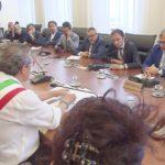 Il Consiglio incontra i sindaci sulla questione degli ospedali e punti nascita di Latisana e Palmanova