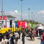 Folta delegazione del Friuli Venezia Giulia alla Transport Logistic di Monaco di Baviera