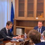"""Il governatore del FVG Fedriga riferisce in Parlamento sulla """"rotta balcanica"""""""