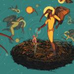 Poster d'autore per la 19ª edizione del Trieste Science+Fiction Festival