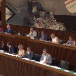 Il Consiglio regionale approva l'assestamento di bilancio.