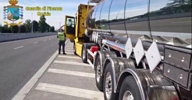 Operazione Traffic 2 della Finanza: sgominata banda di contrabbandieri di gasolio dall'Est