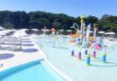 Inaugurato a Lignano il nuovo Parco Termale Riviera Resort con tre piscine di acqua marina