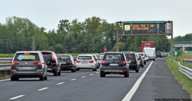 Previsioni di traffico sulle autostrade del Friuli Venezia Giulia nel primo week end di agosto