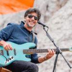In 7000 al rifugio Gilberti per il concerto di Max Gazzè che conclude il No Borders Music Festival