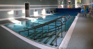 Fisioterapia in acqua, apre la piscina della Pineta del Carso dopo il crollo all'Acquamarina