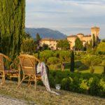 In Collio per ammirare i colori del foliage, gustare i sapori dell'autunno e dormire fra le vigne al Castello di Spessa Resort di Capriva del Friuli