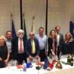 Il giornalista d'inchiesta Maurizio Dianese ospite dell'ultima conviviale del Rotary Club Pordenone Alto Livenza