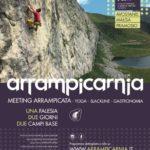 Arrampicarnia - 14 e 15 settembre 2019 ad Avostanis - Meeting di arrampicata, yoga, slackline, gastronomia