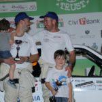 Rally, Beltramini e Peressutti (MRC Sport) vincono la Coppa Italia IV Zona