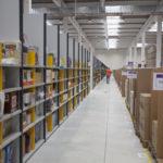 Inaugurato e subito operativo il nuovo deposito di Amazon a Fiume Veneto. Previsti 100 nuovi posti di lavoro