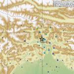 Scossa di terremoto di magnitudo 3.8 a 3 km da Tolmezzo