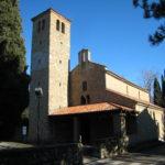 Conclusi i restauri degli affreschi medievali nella basilica di Muggia Vecchia: la presentazione