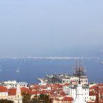 A Trieste la 51ª edizione della Barcolana: giornata bella ma poco vento e foschia. Vince Way of Life