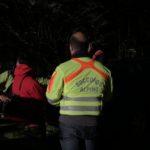 Un uomo di 74 anni si infortuna e muore durante una gita in cerca di castagne