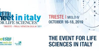 Meet in Italy for Life Sciences 2019 a Trieste: il futuro della medicina e della salute