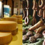 1 dicembre a Sutrio – Fums, profums, salums e Formandi – Festa del gusto in Carnia, protagonisti i salumi e i formaggi di malga