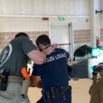 """Civili e Forze dell'Ordine a scuola di tattiche di sicurezza dal """"guru"""" Rigo Durazo"""