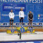 Sollevamento pesi, le ragazze di Pordenone si impongono agli Italiani Giovanissimi