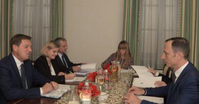 Incontro a Capodistria fra i governi del Friuli Venezia Giulia e della Slovenia