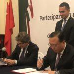 Il Vino del Friuli Venezia Giulia naviga più veloce in Cina: firmata a Shangai intesa sulla logistica